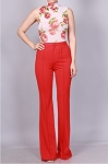 Sailor Pants (RED)