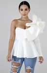 Speciality Ruffle Top
