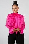 Fancy Ruffles Top